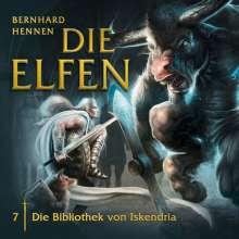 07: Die Bibliothek von Iskendria, CD