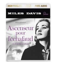 Miles Davis (1926-1991): Ascenseur Pour L'Echafaud, Blu-ray Audio