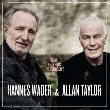 Hannes Wader & Allan Taylor: Old Friends in Concert, CD