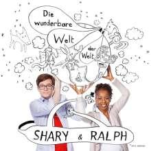 Shary: Filmmusik: Die wunderbare Welt der Welt, CD