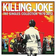 Killing Joke: Singles Collection 1979 - 2012 (Limited Edition), 3 CDs