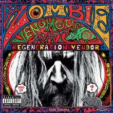 Rob Zombie: Venomous Rat Regeneration Vendor, CD