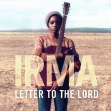Irma: Letter to the Lord, CD