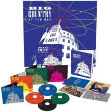 Big Country: At The BBC (Limited Super Deluxe Version) (3 CD + DVD), 3 CDs und 1 DVD