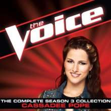 Cassadee Pope: The Voice: The Complete Season 3 Collection, CD