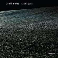 Zsofia Boros - En otra parte, CD