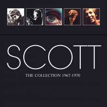 Scott Walker: Scott: The Collection 1967 - 1970, 5 CDs