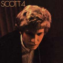 Scott Walker: Scott 4 (180g) (Limited Edition), LP