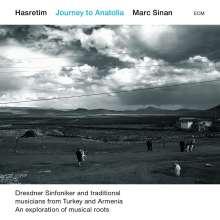 Marc Sinan: Hasretim - Journey To Anatolia, 1 CD und 1 DVD