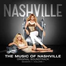 Filmmusik: The Music Of Nashville Season 1 Volume 1, CD