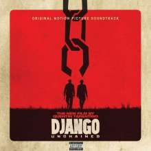 Original Soundtrack (OST): Filmmusik: Quentin Tarantino's Django Unchained, 2 LPs
