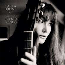 Carla Bruni: Little French Songs (Limited Edition) (CD + DVD + BluRay Audio), 1 CD, 1 DVD und 1 Blu-ray Audio