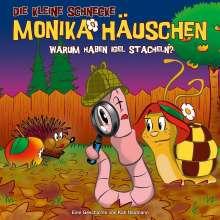 Die kleine Schnecke Monika Häuschen: Die kleine Schnecke Monika Häuschen 33. Warum haben Igel Stacheln?, CD
