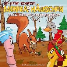 Kati Naumann: 34: Warum verbuddeln Eichhörnchen Nüsse?, CD