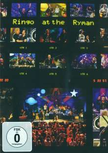 Ringo Starr: Ringo At The Ryman, DVD