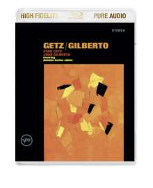 Stan Getz & João Gilberto: Getz/Gilberto, Blu-ray Audio
