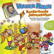 Volker Rosin: Kunterbunte Jahreszeiten, CD