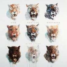 Von Hertzen Brothers: Nine Lives (Limited Deluxe Edition), CD