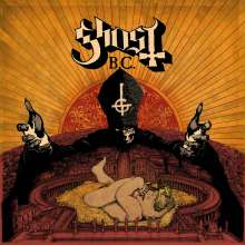 Ghost B. C.: Infestissumam, CD
