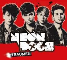Neon Dogs: Träumen (2-Track), Maxi-CD