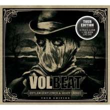 Volbeat: Outlaw Gentlemen & Shady Ladies (Limited Tour-Edition) (CD + DVD), CD