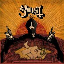 Ghost B. C.: Infestissumam (Red Vinyl), LP