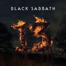 Black Sabbath: 13 (Deluxe Edition), 2 CDs