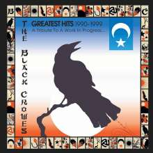 The Black Crowes: Greatest Hits 1990 -1999: A Tribute To A Work In Progress..., CD