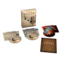 Eagles: History Of The Eagles (International Deluxe Edition), 3 DVDs