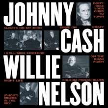 Johnny Cash & Willie Nelson: VH1 Storytellers, CD