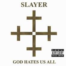 Slayer: God Hates Us All, CD