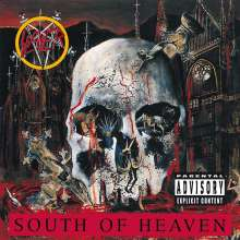 Slayer: South Of Heaven (Explicit), CD