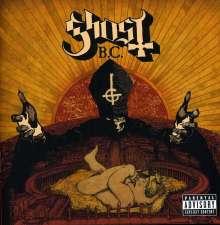 Ghost B. C.: Infestissumam (Deluxe Edition), CD