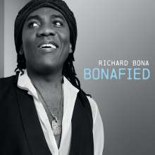 Richard Bona (geb. 1967): Bonafied, CD