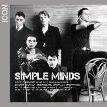 Simple Minds: Icon, CD