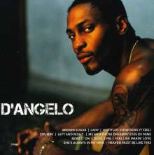 D'Angelo: Icon, CD