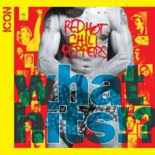 Red Hot Chili Peppers: What Hits!?, CD