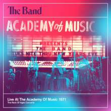 The Band: Live At The Academy Of Music 1971, 2 CDs