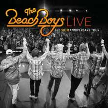 The Beach Boys: Live: The 50th Anniversary Tour, 2 CDs