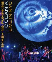 The Smashing Pumpkins: Oceania: Live In NYC 2012, DVD