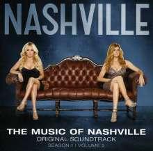 Filmmusik: Nashville: Season 1 / Volume 2, CD