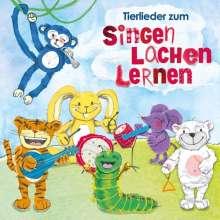 Kai Hohage: Hohage, K: SINGEN LACHEN LERNEN, CD