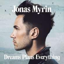 Jonas Myrin: Dreams Plans Everything, CD