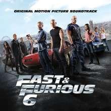 Filmmusik: Fast & Furious 6 (Explicit), CD