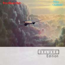 Mike Oldfield (geb. 1953): Five Miles Out (2CD + DVD) (Deluxe Edition), 3 CDs