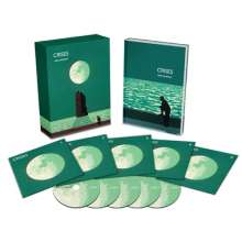 Mike Oldfield (geb. 1953): Crises (3 CD + 2 DVD) (Limited Super Deluxe Edition), 3 CDs und 2 DVDs