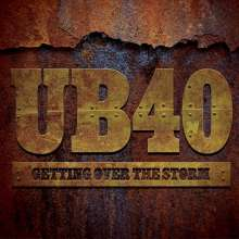 UB40: Getting Over The Storm, CD