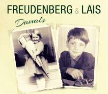 Ute Freudenberg & Christian Lais: Damals (2-Track), Maxi-CD