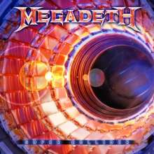 "Megadeth: Super Collider (180g) (Limited Deluxe Edition) (LP + 7""), 2 LPs"