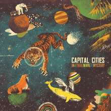Capital Cities: In A Tidal Wave Of Mystery, CD
